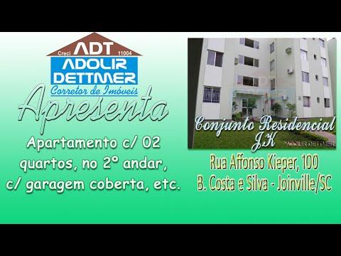 Apartamento Joinville Costa e Silva