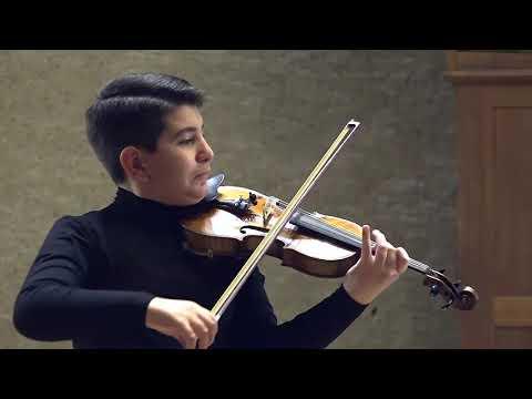 Brahms Sonata No 2