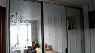 Наши шкафы-купе у клиентов 4 (пескоструй).MOV(, 2012-03-26T17:11:23.000Z)