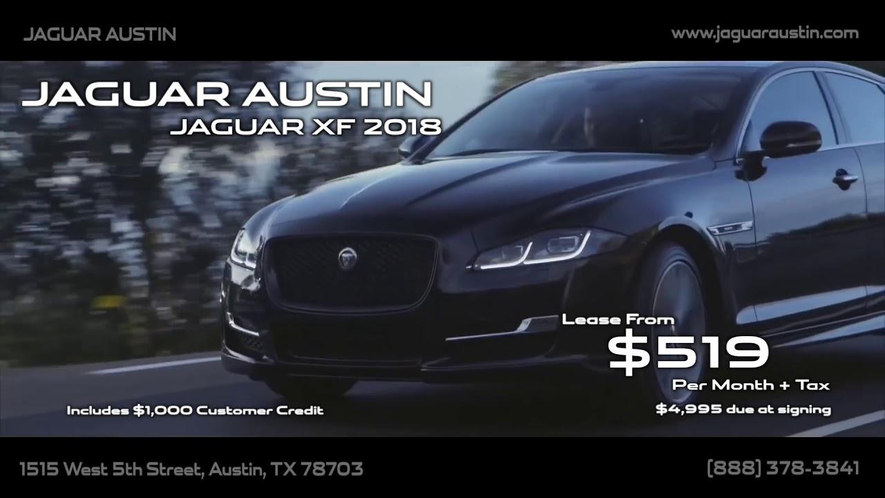 Jaguar XF At Jaguar Austin