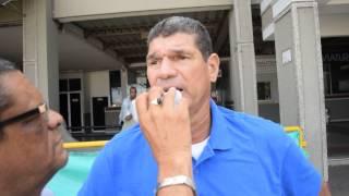 Eduardo Emilio Vilarete asesor técnico del @ClubUnionMagsa habla del partido del ciclón