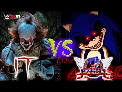 Pennywise vs Sonic exe :: Chhattisgarhi Video Download