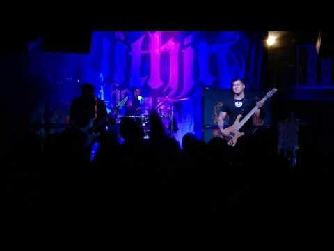 Within the Ruins - Ataxia I, II, III, IV (Live in Atlanta, GA)