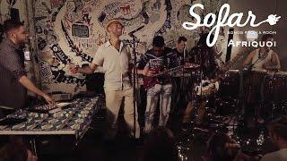 Afriquoi - Seddik   Sofar London