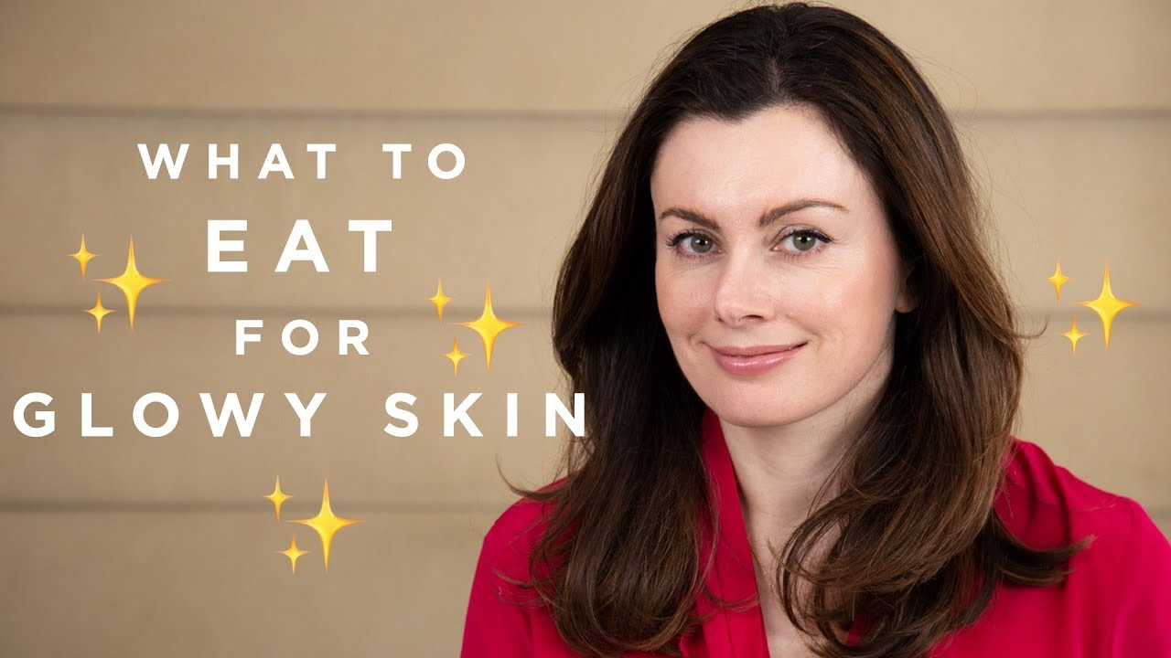 What Dermatologists Want You To Eat For Glowy Skin | Dr Sam Bunting