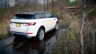 Driving Sports TV - 2012 Range Rover Evoque Reviewed