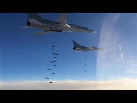 Russia, France Launch Retaliatory Strikes on ISIS in Syria