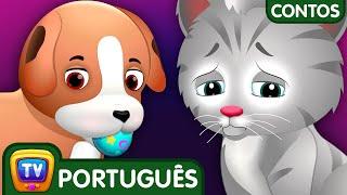 O doce gatinho - Histórias De Ninar Para Crianças   Hora Do Conto ChuChu TV