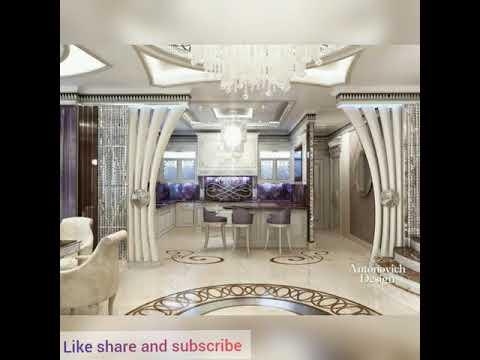 20 Luxury kitchen design ideas... light colour theme design concept