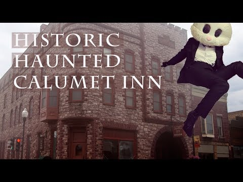 Haunted Hotel The Historic Calumet Inn in Pipestone, Minnesota