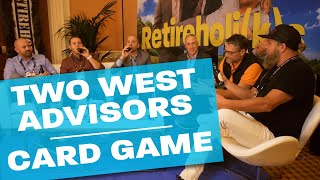 Two West card game for Financial Advisors - Retireholiks #32