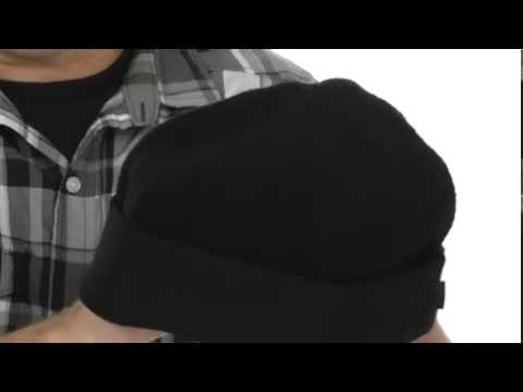 3676b9a9c Obey - Atlantic Beanie SKU#:7984837 - YouTube
