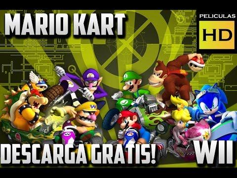Como Descargar Mario Kart Para Wii (Totalmente Gratis) Vía uTorrent