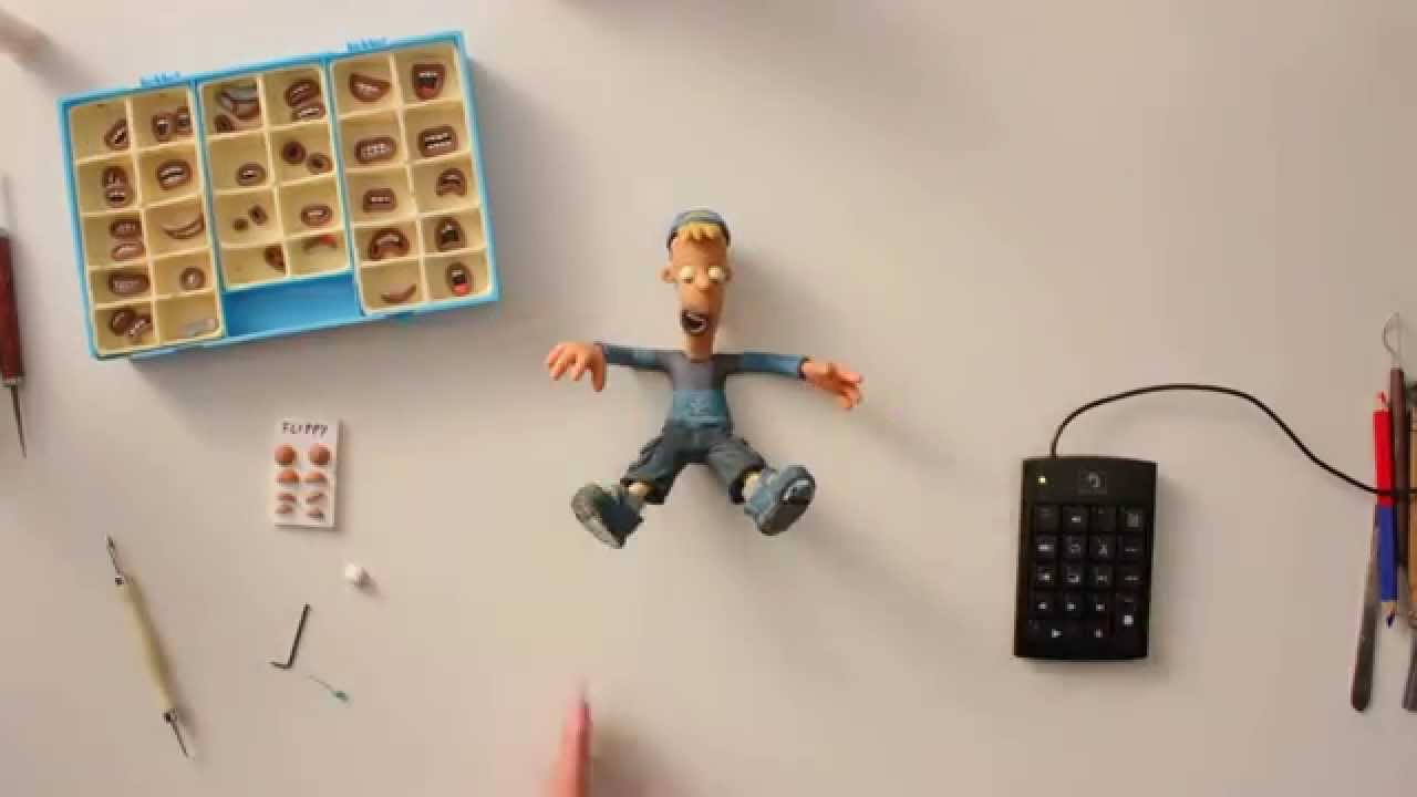 How to write a script for stop motion animation