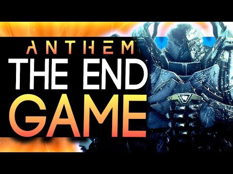 Anthem | New Info On END GAME - Devs Talk Raids, Shaper Storms, Legendary Contracts And More!