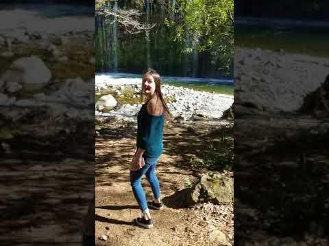 Mossbrae Falls| Dunsmuir, Ca