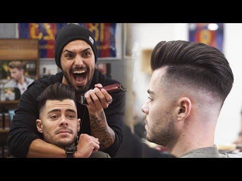 cortes de cabello para hombres 360 grados