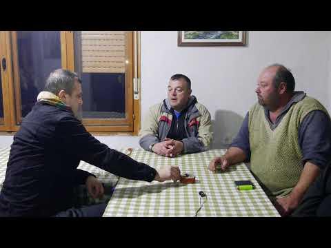 Sergej Trifunović u poseti porodici Stanike Gligorijević stradale u sudaru kod Doljevca