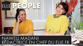 Nawell Madani, rédactrice en chef du ELLE.fr | ELLE Rédaction