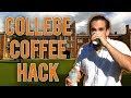 How To Save Money on Coffee at College
