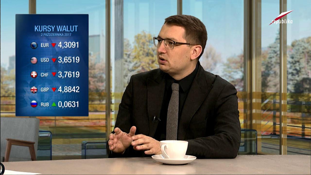 Telewizja Republika – Dr Marian Szołucha (ekonomista) – Gospodarka na Dzień Dobry 2017-10-02