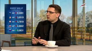 Telewizja Republika - Dr Marian Szołucha (ekonomista) - Gospodarka na Dzień Dobry 2017-10-02
