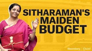 Highlights From Finance Minister Sitharaman's #Budget2019 Speech