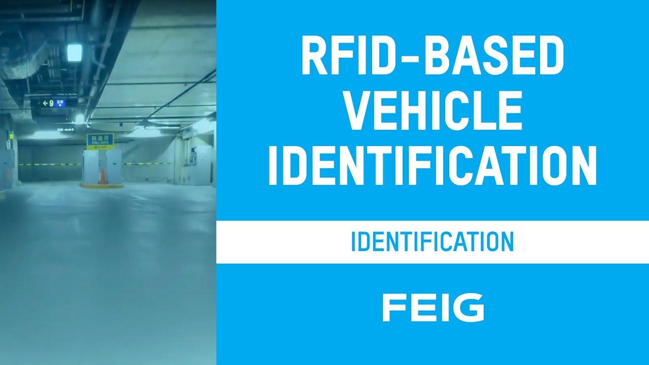 RFID-based Automatic Vehicle Identification / Zufahrtskontrolle