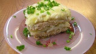 Картофель по-французски - видео рецепт(Видео рецепт приготовления картофеля по-французски в посуде Цептер (Zepter). Просто, вкусно и сытно. Подписка..., 2010-04-15T05:57:28.000Z)