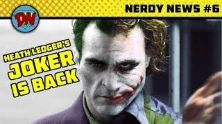 Joker Returns, Avengers 4 Title, Shazam Trailer, John Cena, Blade | Nerdy News #6