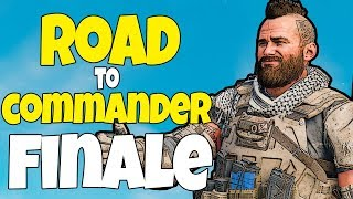 FINALE ROAD TO COMMANDER