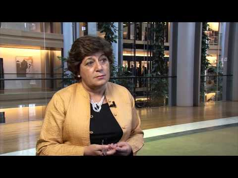 Ana Gomes MEP, member of the Foreign Affairs Committee EP on Eastern Partnership