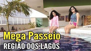 Gambar cover VIAJAMOS JUNTAS - PASSEIO REGIÃO DOS LAGOS (RJ) - Ft. DIÁRIO DA CAROL