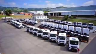 Fábrica MAN en Pinetown. Producción de camiones sin CO₂ en África