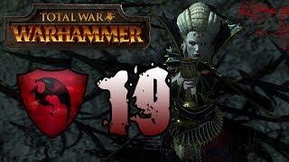 Великая война началась 💀 Фон Карштайны #19 💀 Warhammer Total War