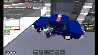 ROBLOX ISP Patrol Episode 4 | Patrol With The Founder!