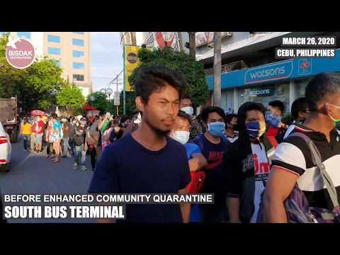 Cebu City, PHILIPPINES - #COVID19/Coronavirus Enhanced Community Quarantine
