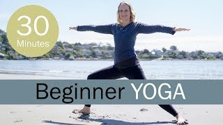 Guaranteed No Stress Beginner Yoga Routine | Yoga with Dr. Melissa West 441