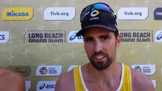 World Series of Beach Volleyball: Adrián Gavira & Pablo Herrera