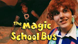 Magic school bus earth science school presentation