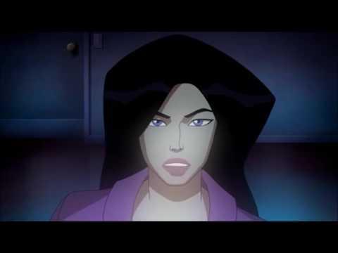 Wonder Woman trailer animated