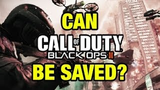 Sounding Off: Can Black Ops 2 Be Saved?