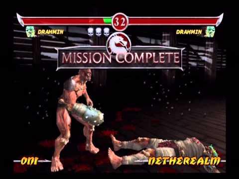 Mortal Kombat: Deadly Alliance - Konquest Walkthrough - Mission 218