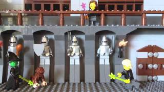 lego monster fighters fan creation a place to call his own