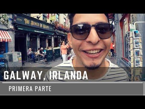 Bienvenidos a Galway, Irlanda - Parte 1