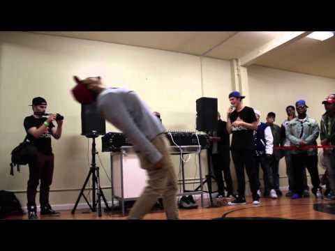 KLICK (Alabama) Vs. SILVATRON (The Tribe) | Dexterity Dance League | San Francisco 2015