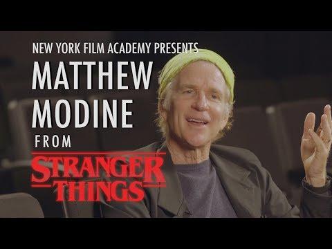 NYFA Speaks with Actor Matthew Modine