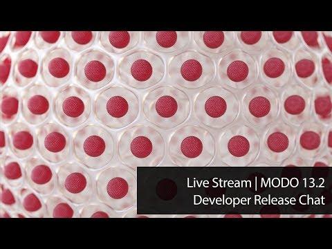 MODO 13.2 | Developer Chat
