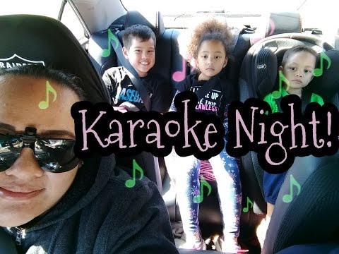 KARAOKE NIGHT- February 11, 2017