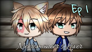 Necromancer's Lover ~Episode 1~ // Gacha Life Gay love story//